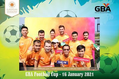 Dịch vụ in ảnh lấy liền & cho thuê photobooth tại sự kiện Giải bóng đá EIS GBA   Instant Print Photobooth Vietnam at EIS GBA Football Cup