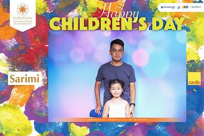 Dịch vụ in ảnh lấy liền & cho thuê photobooth tại sự kiện tiệc quốc tết thiếu nhi của trường EIS tại Sarimi | Instant Print Photobooth Vietnam at EIS Sarimi Children's Day