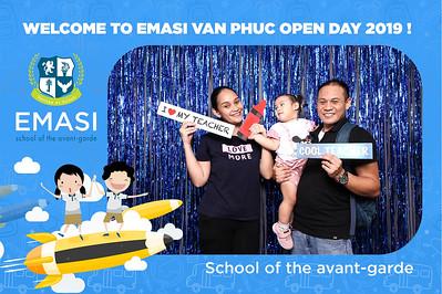Dịch vụ in ảnh lấy liền & cho thuê photobooth tại sự kiện ra mắt trường EMASI Van Phuc | Instant Print Photobooth Vietnam at EMASI Van Phuc Open Day