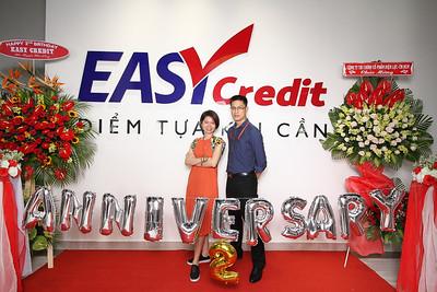 Dịch vụ in ảnh lấy liền & cho thuê photobooth tại sự kiện Kỷ niệm 2 năm thành lập Easy Credit | Instant Print Photobooth Vietnam at Easy Credit's 2nd Anniversary