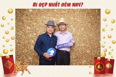 Dịch vụ in ảnh lấy liền & cho thuê photobooth tại sự kiện Tiệc tất niên công ty Elanco | Instant Print Photobooth Vietnam at Elanco Year End Party
