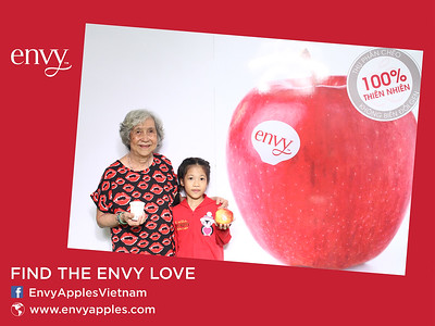 Event - Envy Apple Popup Booth