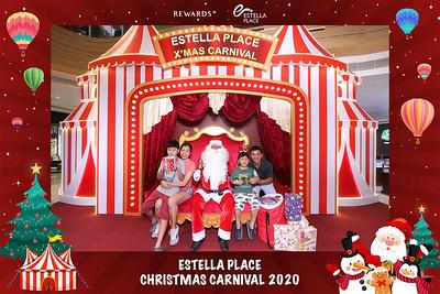 Dịch vụ in ảnh lấy liền & cho thuê photobooth tại sự kiện Estella Place Christmas Carnival | Instant Print Photobooth Vietnam at Estella Place Christmas Carnival