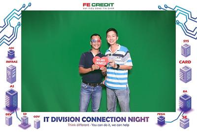 Chụp ảnh lấy liền và in hình lấy liền từ photobooth/photo booth tại sự kiện tiệc công ty FE Credit, bộ phận IT  | Instant Print Photobooth/Photo Booth at FE Credit | IT Division Connection Night | PRINTAPHY - PHOTO BOOTH VIETNAM