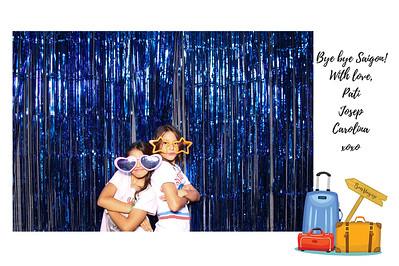 Chụp ảnh lấy liền và in hình lấy liền từ photobooth tại sự kiện Farewell Party | PRINTAPHY - PHOTO BOOTH VIETNAM