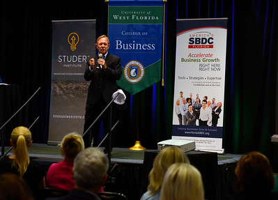 Quint Studer Featured in UWF Center for Entrepreneurship Workshop