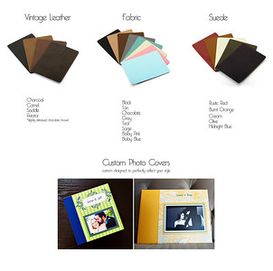 press printed album options (WHCC)