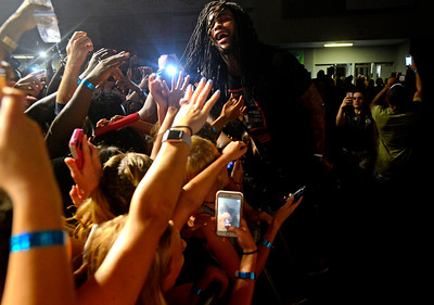 Colchis concert with Waka Flocka Flame
