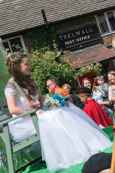 Thelwall Rose Queen 15th June 2013 - by Mike Moss Photography-212