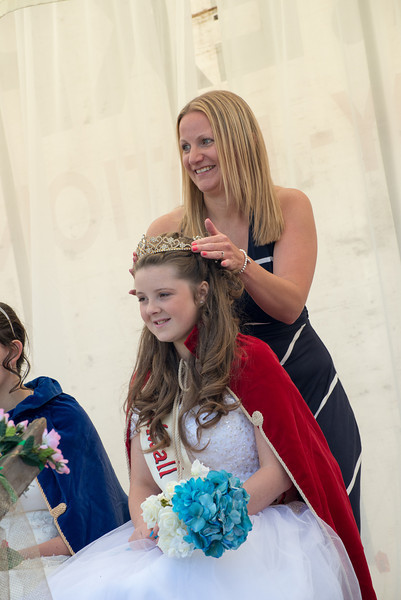 Thelwall Rose Queen 15th June 2013 - by Mike Moss Photography-273