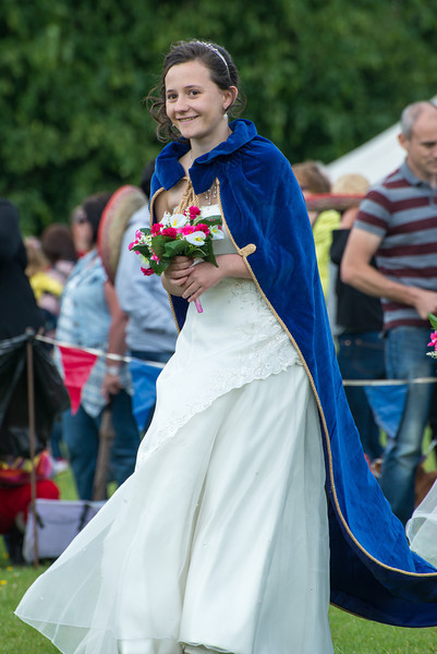 Thelwall Rose Queen 15th June 2013 - by Mike Moss Photography-246