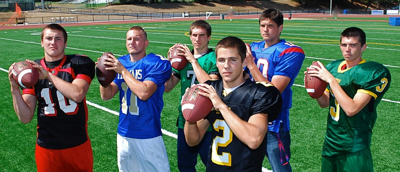 Marin Quarterbacks Independent Journal