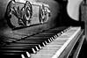 Piano Keys. Waltham, Massachusetts.