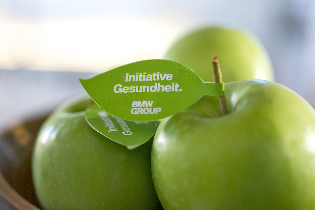 BMW Group - Initiative Gesundheit