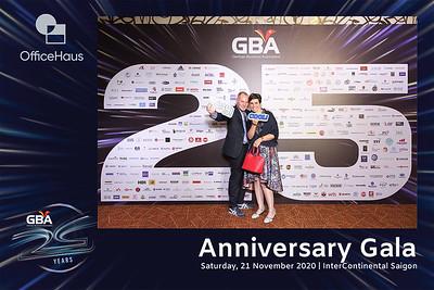 Dịch vụ in ảnh lấy liền & cho thuê photobooth tại Kỷ niệm 25 năm thành lập GBA | Instant Print Photobooth Vietnam at GBA 25th Anniversary
