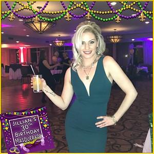 2018-02-03 Jillian's 30th Bday Party
