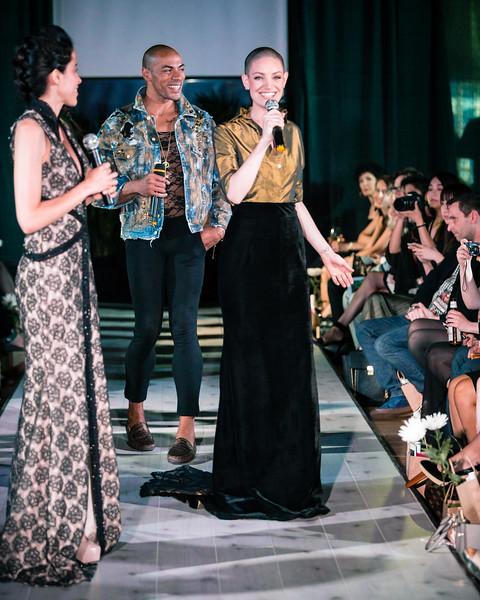 #fashionforconservation #inspiraciondelperu #runwaytoperu #hojanueva #IdentityCrisisStudio #JaredRibic
