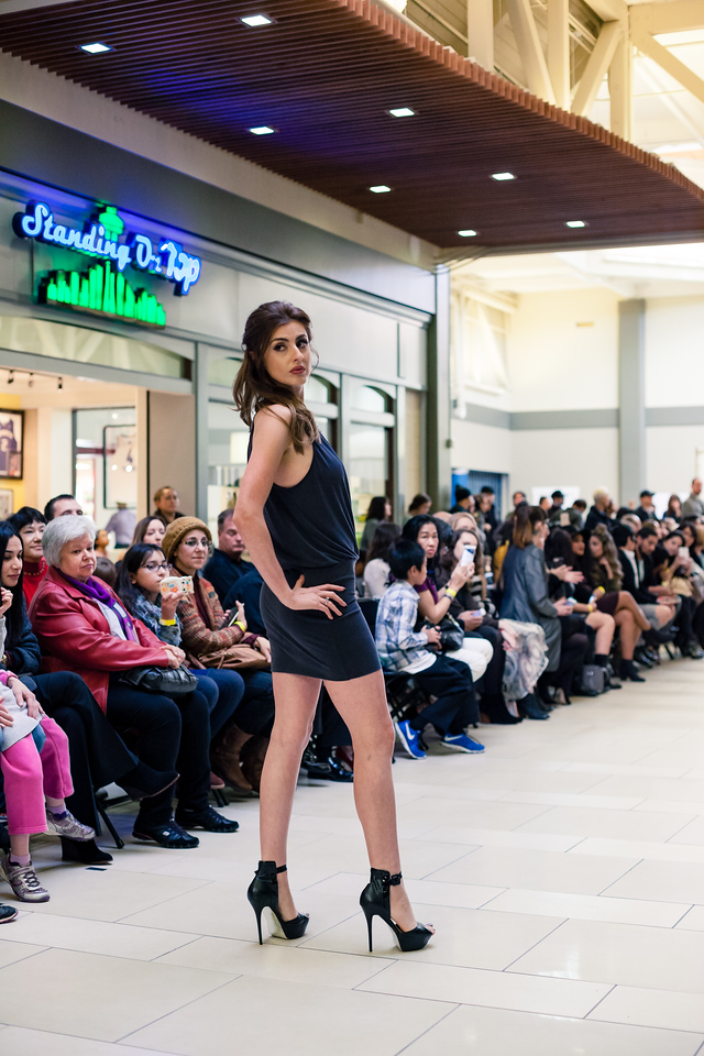 FALL FASHION SHOW at the MarketPlace @ Factoria