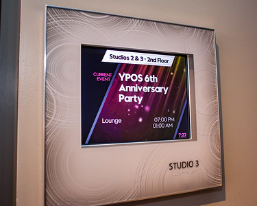 YPOS 6th Anniversary