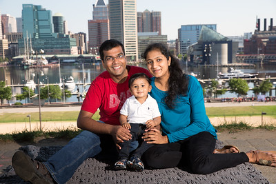 Federal Hill Family Portraits