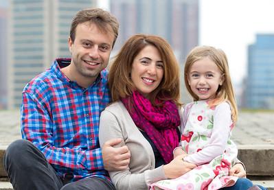 Gursel Family Portraits