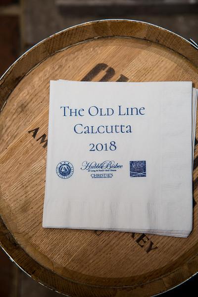 Old Line Calcutta 2018