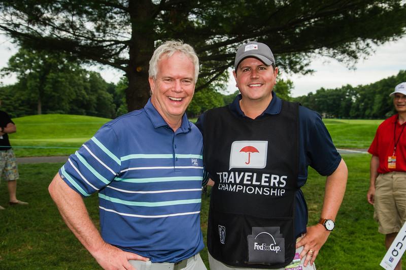 Travelers Championship Celebrity Pro-Am
