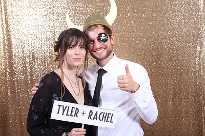 Tyler and Rachel's Photo Booth