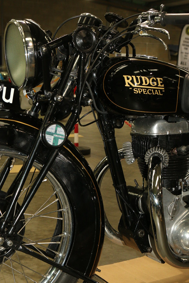 Ardingly Classic Bike Show, 29 March 2015 for Elk Promotions