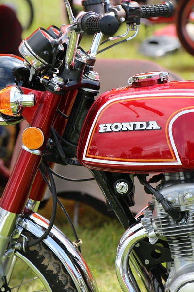 Classic Bike Show, Ham Street, June 2016 for Elk Promotions