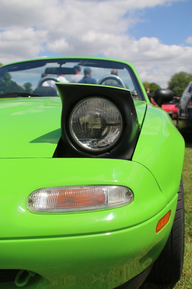 Bromley Pageant of Motoring 2015