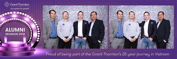 Chụp ảnh lấy liền và in hình lấy liền từ photobooth/photo booth tại Tiệc Cụu nhân viên Công ty Grant Thornton | Instant Print Photobooth/Photo Booth at Grant Thornton Alumni Party | PRINTAPHY - PHOTO BOOTH VIETNAM