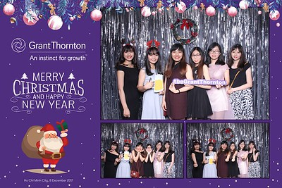 Event_Grant Thornton Christmas Party