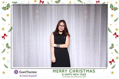 Chụp ảnh lấy liền và in hình lấy liền từ photobooth/photo booth tại sự kiện tiệc cuối năm YEP của công ty Grant Thornton | Instant Print Photobooth/Photo Booth at Grant Thornton YEP 2018 | PRINTAPHY - PHOTO BOOTH HO CHI MINH | PHOTO BOOTH VIETNAM