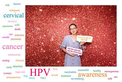 Dịch vụ in ảnh lấy liền & cho thuê photobooth tại ự kiện hội thảo HPV | Instant Print Photobooth Vietnam at HPV Workshop