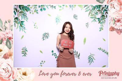 Dịch vụ in ảnh lấy liền & cho thuê photobooth tại sự kiện hội chợ triển lãm tiệc cưới HWP | Instant Print Photobooth Vietnam at HWP Wedding Roadshow
