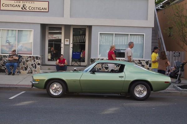 Crusing Main Street May 2011