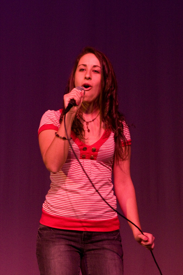 HHS Talent Show 4-3-2008