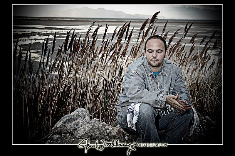 Kosha-Dillz-pensive-great-salt-lake_MG_3856-dramatic-sky-stormy-clouds-hip-hop-portrait