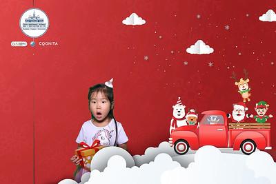 Dịch vụ in ảnh lấy liền & cho thuê photobooth tại sự kiện tiệc giáng sinh của trường ISHCMC Amcham | Instant Print Photobooth Vietnam at ISHCMC Amcham Christmas