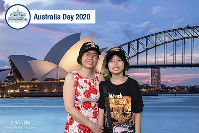Dịch vụ in ảnh lấy liền & cho thuê photobooth tại sự kiện hội chợ ngày Úc của trường ISHCMC | Instant Print Photobooth Vietnam at ISHCMC Australian Day