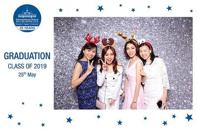 Dịch vụ in ảnh lấy liền & cho thuê photobooth tại sự kiện lễ tốt nghiệp trường quốc tế ISHCMC | Instant Print Photobooth Vietnam at ISHCMC Graduation Party
