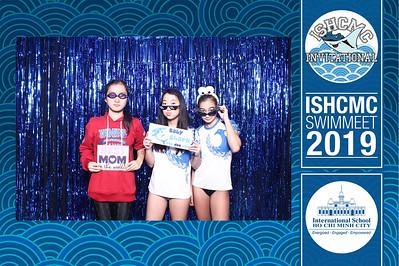 Dịch vụ in ảnh lấy liền & cho thuê photobooth tại sự kiện bơi lội của trường quốc tế ISHCMC | Instant Print Photobooth Vietnam at ISHCMC Invitational 2019