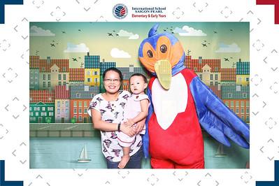 Dịch vụ in ảnh lấy liền & cho thuê photobooth tại sự kiện giới thiệu trường ISSP | Instant Print Photobooth Vietnam at ISSP Tour at Tini World