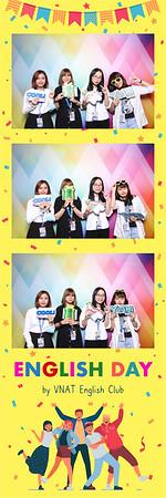 Dịch vụ in ảnh lấy liền & cho thuê photobooth tại sự kiện English Day của công ty Intel Việt Nam | Instant Print Photobooth Vietnam at Intel English Day