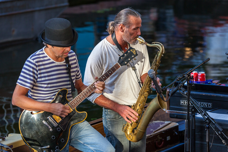 Straight Up Hogs -Jazz in de Gracht,