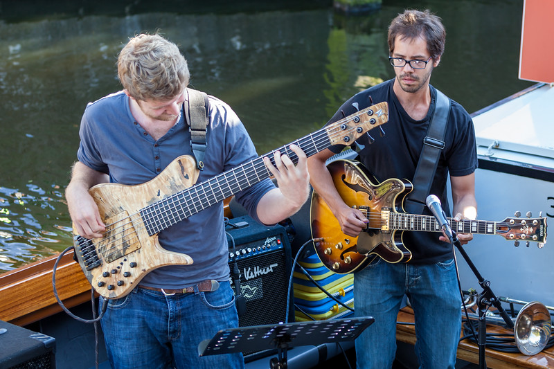 Meretrio - Jazz in de Gracht,