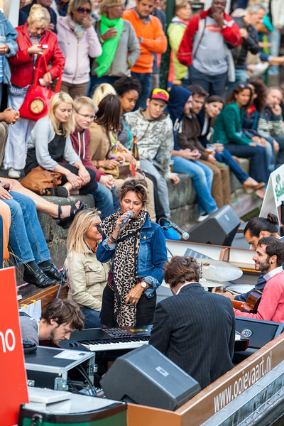 Maria Jose Sobral Kwartet - Jazz in de Gracht