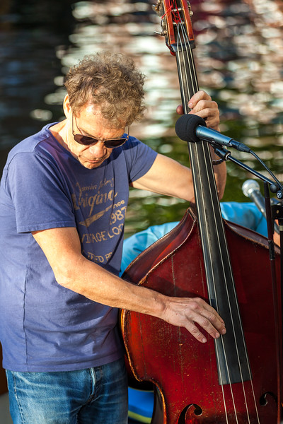 Arthur Ebeling Trio -Jazz in de Gracht,