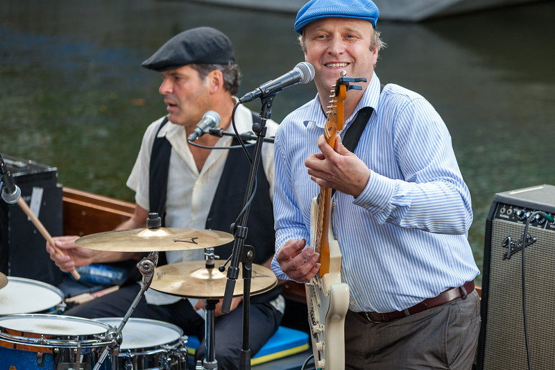Little Boogie Boy Blues band - Jazz in de Gracht